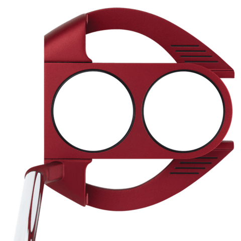 ODYSSEY | PUTTER O-WORKS RED 2 BALL FANG S SUPERSTROKE - tienda online