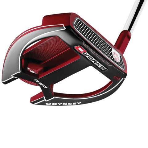 ODYSSEY | PUTTER O-WORKS RED 2 BALL FANG S SUPERSTROKE en internet