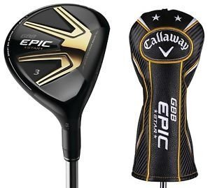 KADDYGOLF | CALLAWAY | MADERA FAIRWAY EPIC STAR en internet