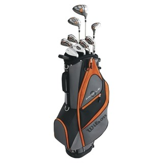 KADDYGOLF | WILSON | SET COMPLETO JUNIOR 11-14 FULL - comprar online