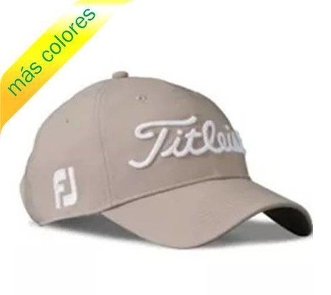 KADDYGOLF | TITLEIST | GORRO TOUR PERFORMANCE LEGACY