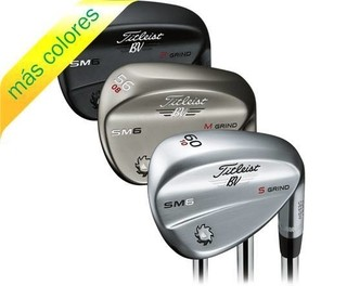 KADDYGOLF | TITLEIST | WEDGE VOKEY SM6