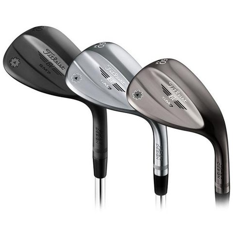 TITLEIST | WEDGE VOKEY SM7