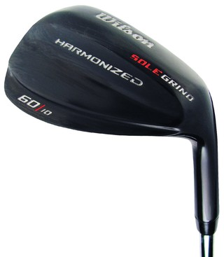KADDYGOLF | WILSON | WEDGE HARMONIZED FINISH NEGRO - comprar online