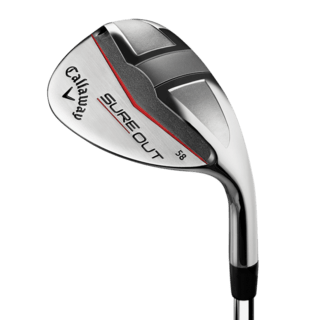 KADDYGOLF | CALLAWAY | WEDGE SURE OUT 58° - comprar online