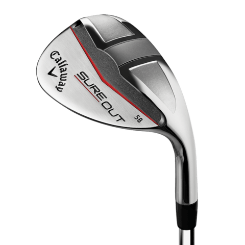 CALLAWAY | WEDGE SURE OUT 58° - comprar online