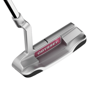 KADDYGOLF | ODYSSEY | PUTTER WHITE HOT #1 LADY GRIP LAMKIN