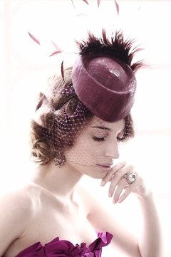 Fascinator Miss Vaines