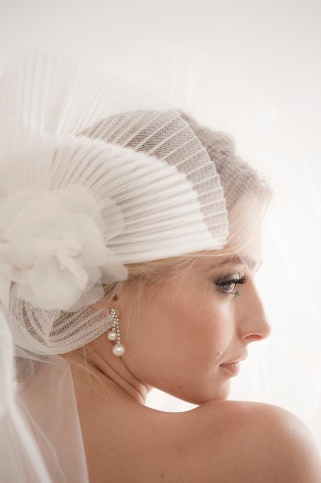 HeadCouture Fascinator Marjorie
