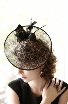 Fascinator Miss Deby