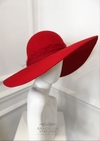 Hat Lady Red