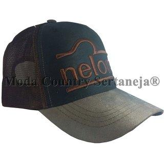 498eeadf14eb1 Boné Country Cowboy - Nelore MCS7531