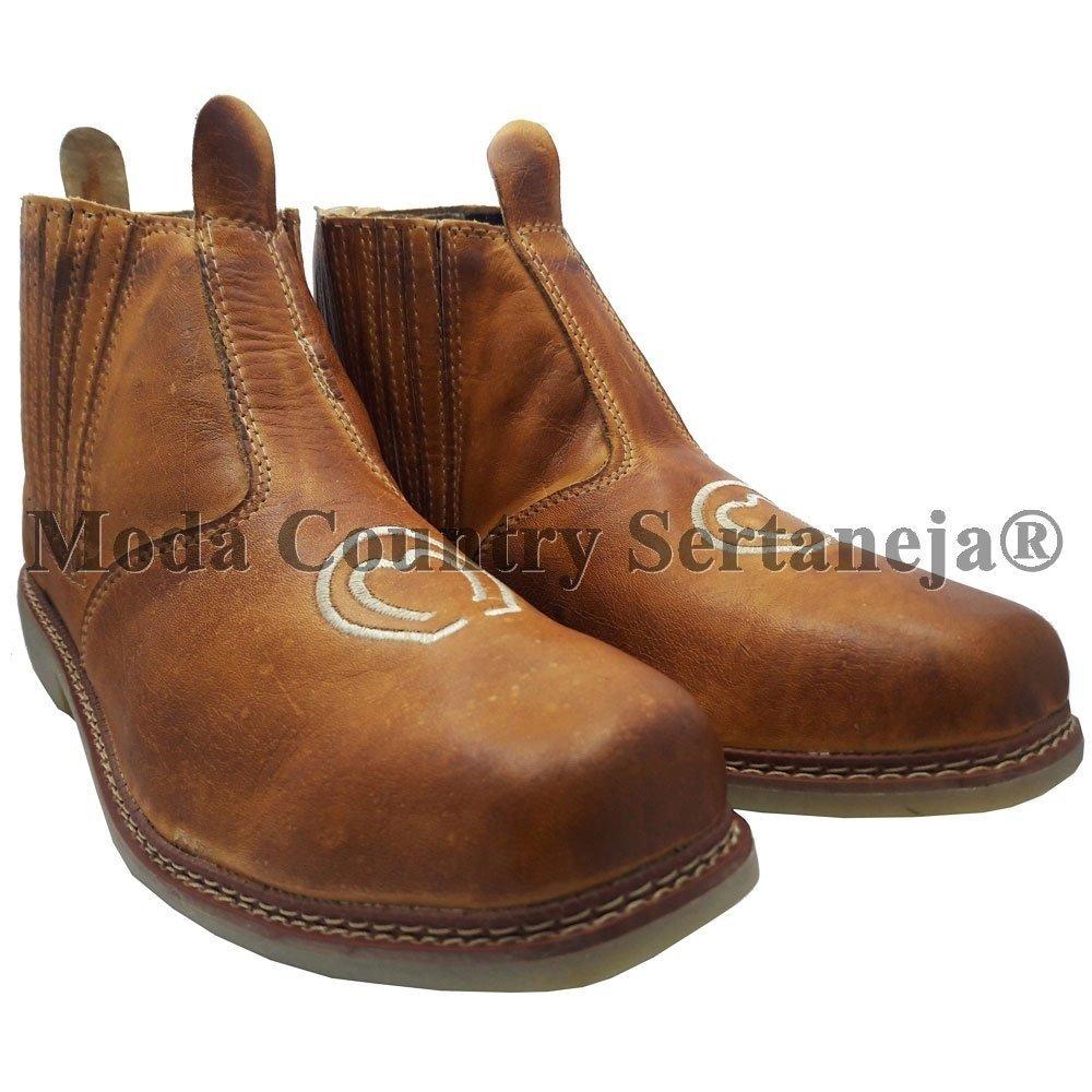 Botina Country - Mangalarga Marchador MCS9025 d1c61ed2b56