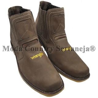 Botina Country - Wrangler MCS9040 eb59c3cc4e5