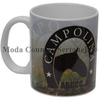 Caneca de Porcelana - Campolina ABCCC MCS2607 6a160e1e3cc