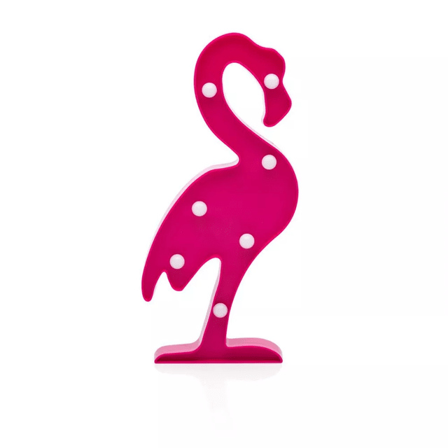 LUMINARIA LED FLAMINGO
