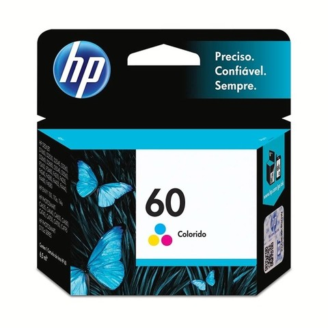 HP 60 COLOR CC643WL P/F4280/F4480/D110 6.5ML