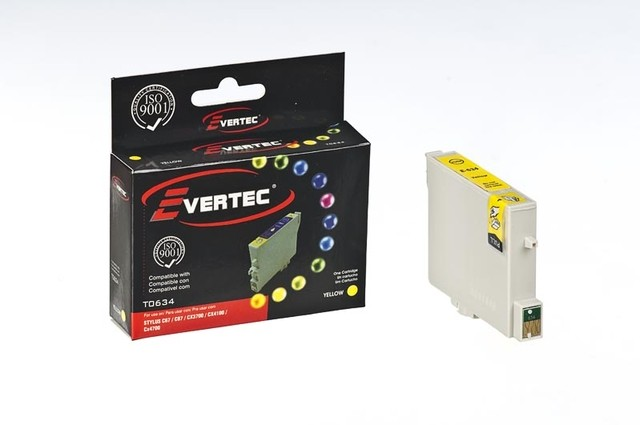 EVERTEC T0634 AMARILLO C67/C87/CX3700/4700/4100