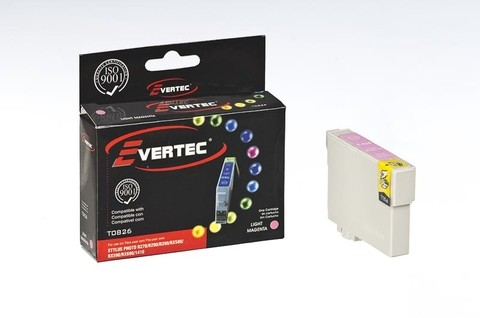EVERTEC T0826 MAGENTA LIGHT R290/1410/270