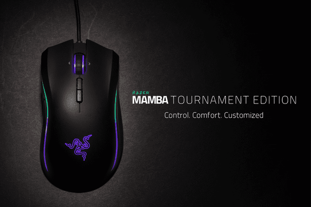 MOUSE RAZER USB MAMBA TOURNAMENT G/6 MESES - Anywayinsumos