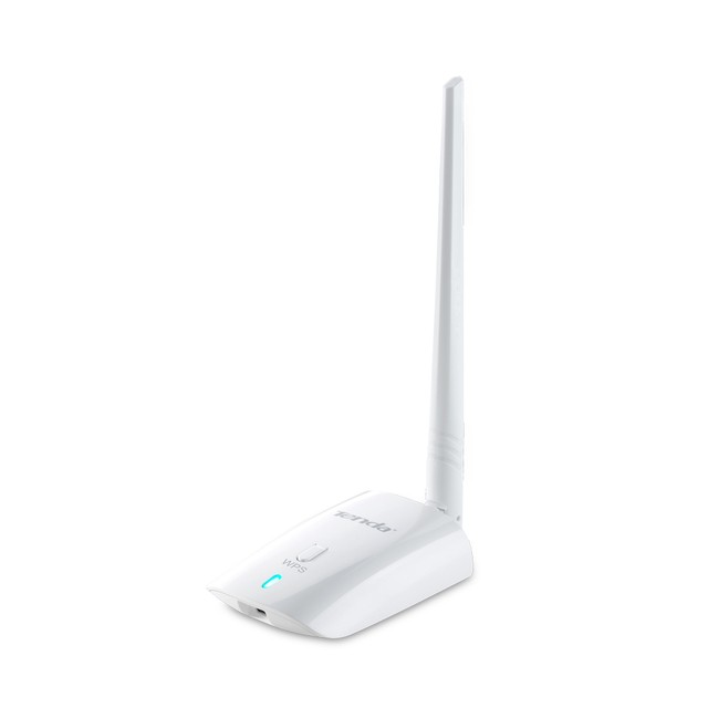 RED USB WIFI TENDA UH150 2.4GHZ 150MBPS 1 ANT 3.5DBI G/3 MESES