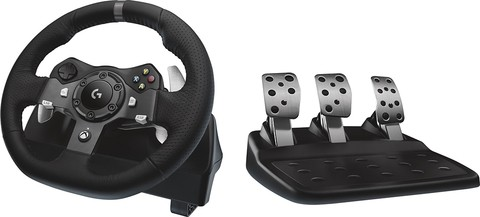 JOYSTICK LOGITECH G920 FORCE RACING WHEEL G/3 MESES