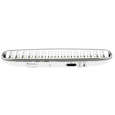 LUZ EMERGENCIA 30 LED PROBATTERY IE-30L/6930 G/3 MES