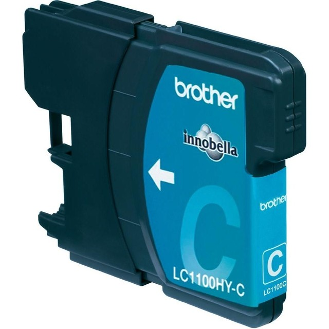 BROTHER LC1100HYC MFC490CW/MFC6490CN - comprar online