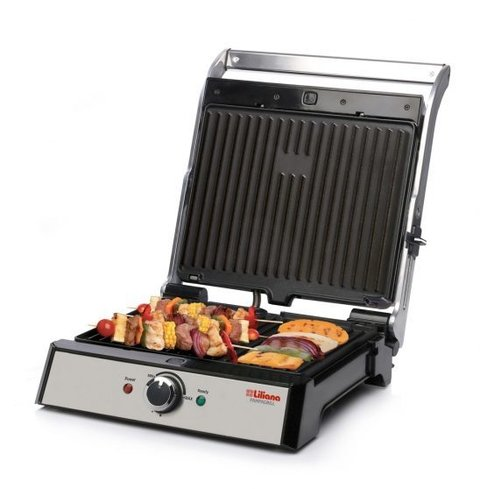 PARRILLA ELECTRICA AK950 2000W PAMPAGRILL LILIANA G/6 MESES