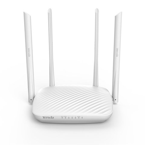 ROUTER INAL TENDA F9 600MBPS 4 ANT 6DBI G/3 MESES