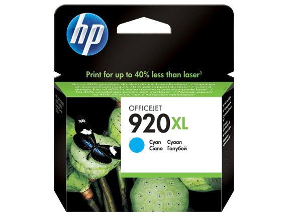 HP 920XL CYAN 6500/7500 7.5ML