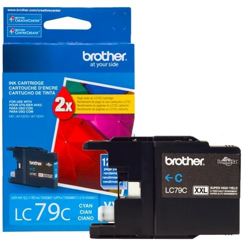 BROTHER LC79 CYAN P/MFC-6710DW