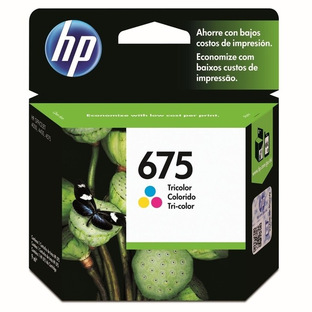 HP 675 COLOR P/4000/4575 9ML