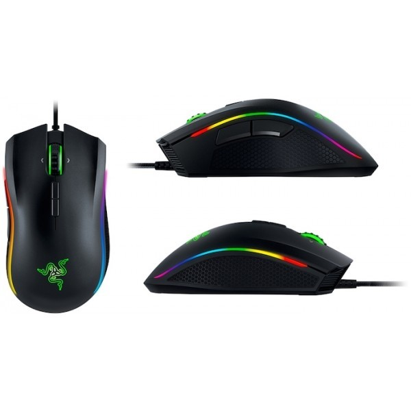 MOUSE RAZER USB MAMBA TOURNAMENT G/6 MESES en internet