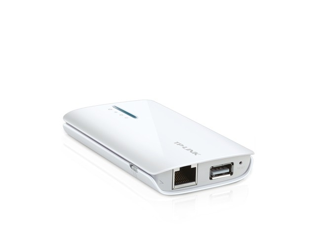ROUTER WIFI 3G/4G TP-LINK TL-MR3040 150MBPS/2.4GHZ G/3 MESES
