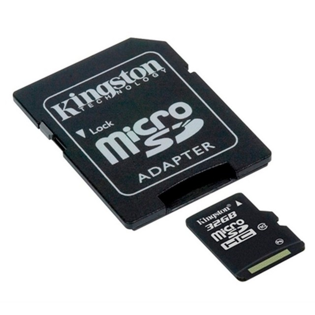 MEM MICRO SD CLASE10 32GB KINGSTON G/6 MESES - comprar online
