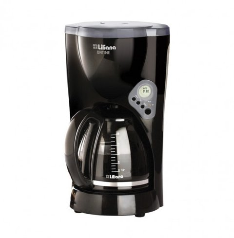 CAFETERA ELECTRICA AC954 1.8LT 950W ONTIME TIMER+FILTRO LILIANA G/6 MESES