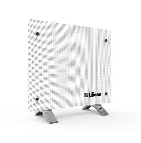 CALEFACTOR PANEL RADIANTE 1200W C/PIE HOT PANEL PV200 LILIANA G/12 MESES - comprar online
