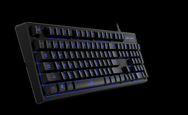 TECLADO USB GENIUS GAMING SCORPION K6 RETROILUMINADO G/3 MESES en internet