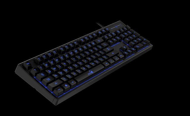 TECLADO USB GENIUS GAMING SCORPION K6 RETROILUMINADO G/3 MESES - Anywayinsumos