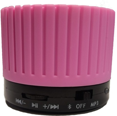 PARLANTE BLUETOOTH NEO BS 200 ROSA G/3 MESES