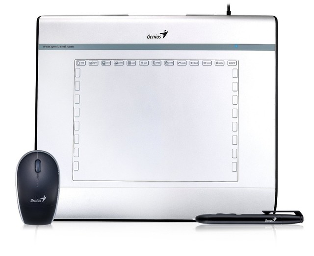 TABLA DIGITAL GENIUS I608X G/1 AÑO