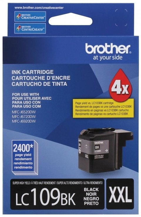 BROTHER LC109BK NEGRO MFC-J6720