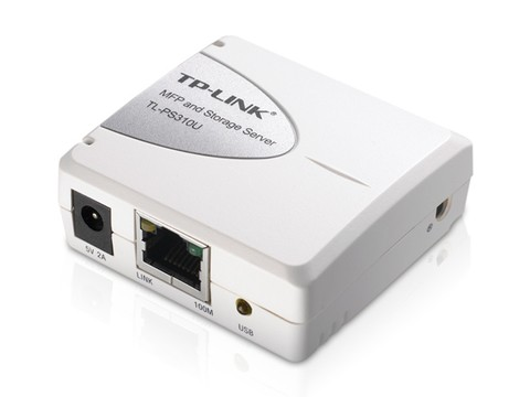 PRINT SERVER TPLINK TL-PS310U USB 2.0 MFP G/6 MESES