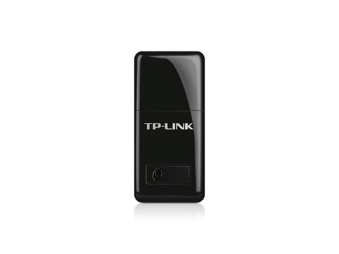 RED USB WIFI TP-LINK TL-WN823N MINI 2.4GHZ 300MBPS G/3 MESES