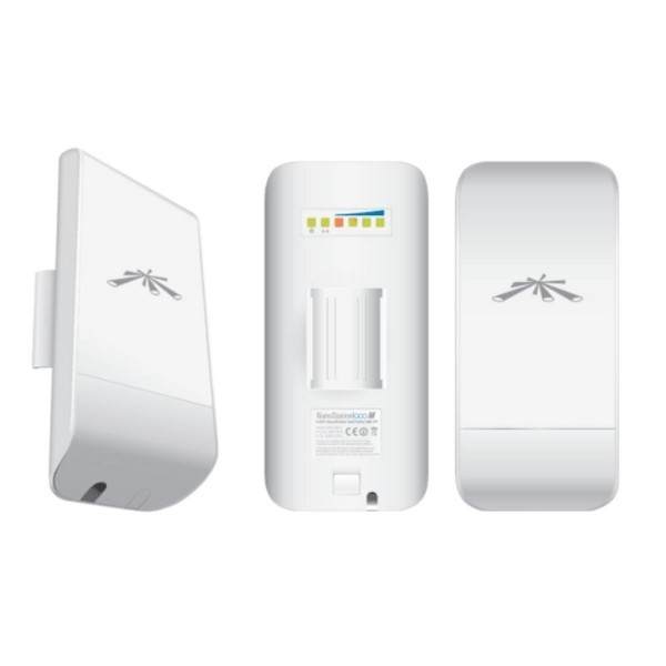 ACCESS POINT UBIQUITI NANOSTATION LOCO M2 2.4GHZ CPE G/6 MESES