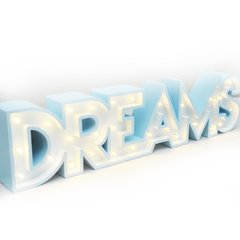 DREAMS madera led A PILAS!! en internet