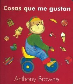 COSAS QUE ME GUSTAN - Anthony Browne - FCE