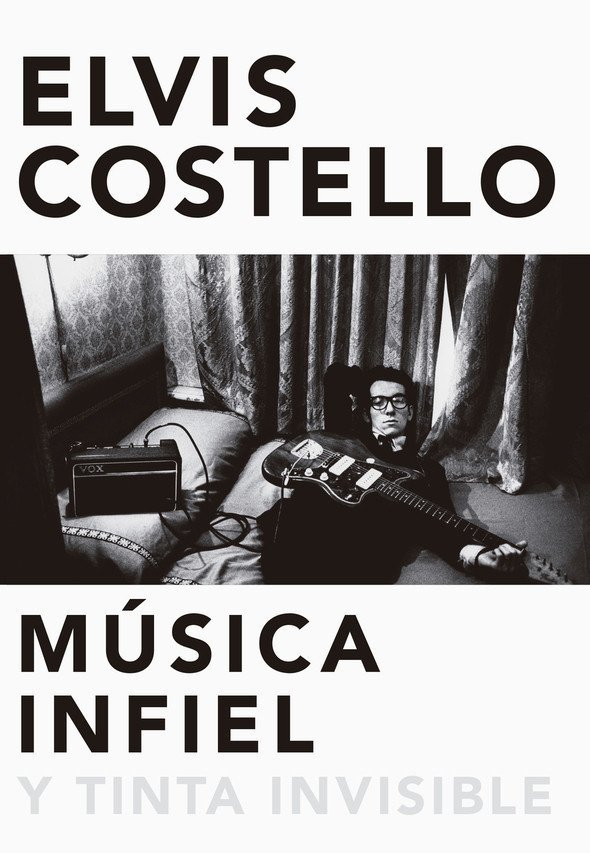 Música infiel, tinta invisible - Elvis Costello - Malpaso