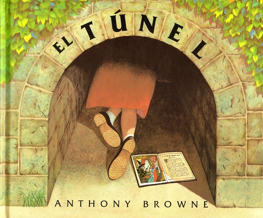 El tunel - Anthony Browne - FCE